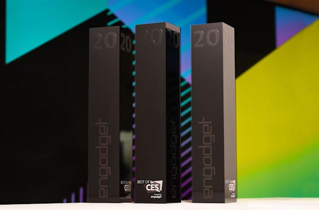 Presenting the Best of CES 2020 finalists!