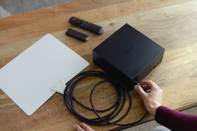 Amazon's Fire TV Recast DVR box is $100 off today