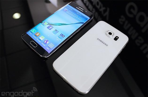 Samsung's Galaxy S6 and S6 Edge will debut in the US on April 10th
