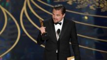 Leonardo DiCaprio's Win Was the Most Tweeted Oscar Moment Ever