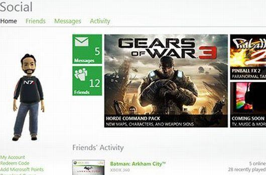 Xbox Live Beacons and other new social features incoming to Xbox.com