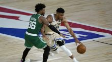 NBA fines Celtics' Marcus Smart $15K for saying refs were protecting Giannis Antetokounmpo