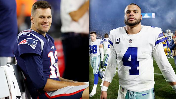 The Rush: Tom Brady knows how Dak can make money even if Cowboys won't pay him