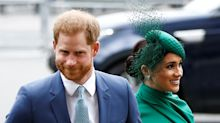 Prince Harry and Meghan announce first charitable project after royal life