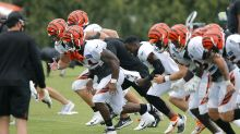 Bengals host three players on tryouts, including two OTs