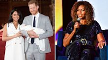 Michelle Obama offers parenting advice to Meghan Markle in Vogue interview: 'Savour it all'