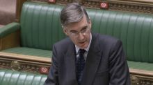 'Utterly revolting': Angry Jacob Rees-Mogg backlash after he labels £25k food donation 'a scandal'