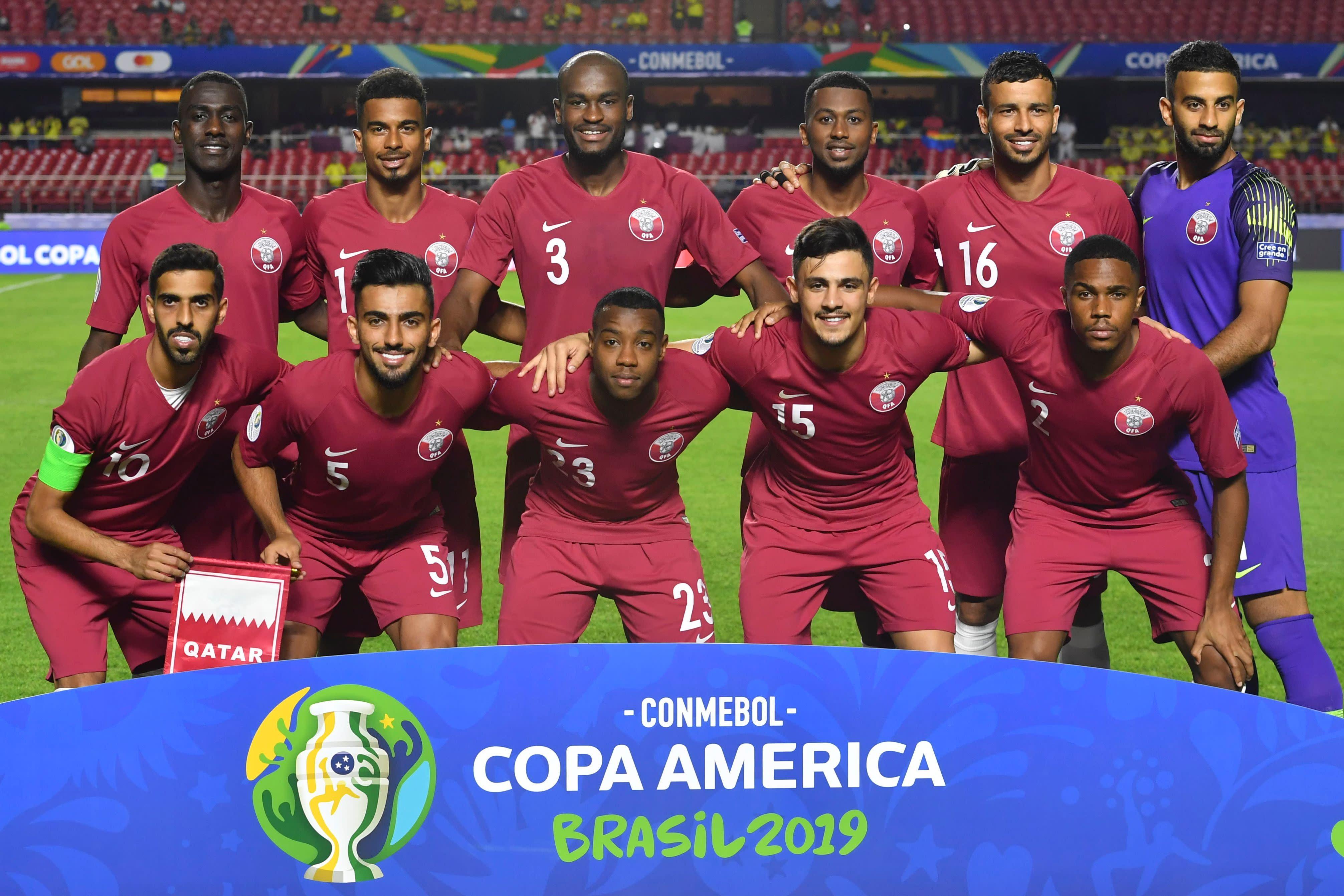Copa America Katar