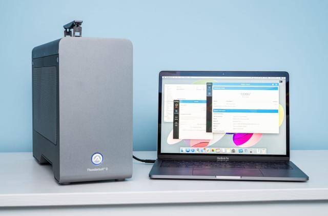 The best external graphics card enclosure