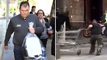 'Trolley Man' given bail but banned from Melbourne CBD