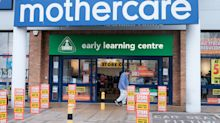 Sales slide at troubled Mothercare as UK stores face closure