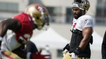 49ers star landing on COVID-19 list reminds NFL how quickly this season could change