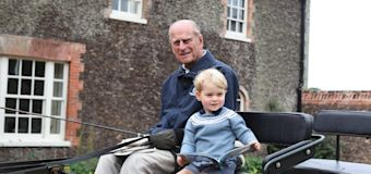 William's tribute to Prince Philip: 'I will miss my Grandpa'