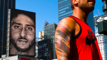Nike says ad campaign featuring Colin Kaepernick drove 'record engagement'