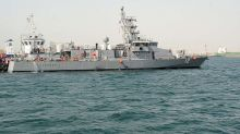 US Navy ship fires multiple warning shots at Iranian boat in Persian Gulf
