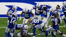 Colts release unofficial depth chart in Week 12