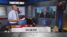 Core Laboratories CEO: There has been a 'remarkable' improvement in U.S. crude production