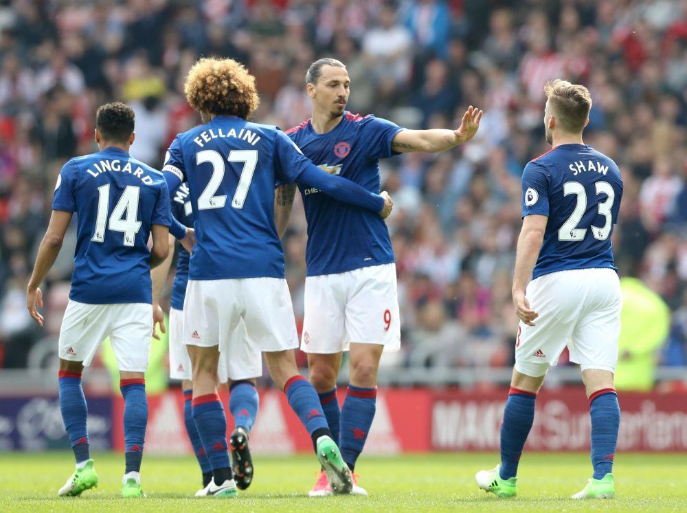 Zlatan Ibrahimovic's strike broke the deadlock