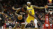 The Rockets turned their season around since James Harden's scoring streak began