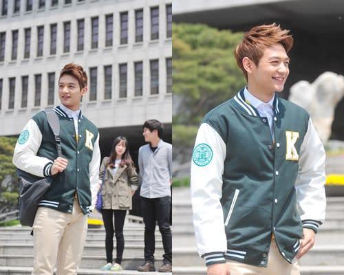 SHINee Minho to become model of his school, Konkuk University