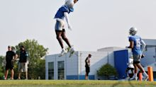 Our 10 favorite photos from the Detroit Lions training camp practice Saturday morning