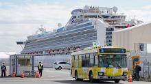 Trapped passengers finally leave coronavirus cruise ship for Australia