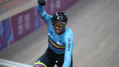 Colombia competirá con 17 ciclistas en el Panamericano de pista de Lima