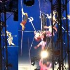 2017 Video Shows High-Wire Fall That Injured 5 Performers