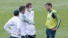De olho em recuperação de atletas, Palmeiras se reapresenta após vitória
