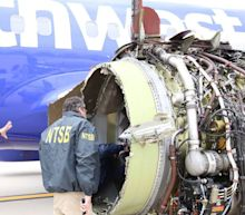 Europe orders emergency checks on engine type that exploded in fatal Southwest Airlines incident