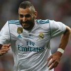 Real Madrid's Benzema unhurt after car accident