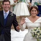 Princess Eugenie and Jack Brooksbank Had a Second, Fair-Themed Wedding Reception and It Looks SO Fun