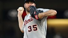Sources: Trade market for Justin Verlander at standstill