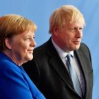 Brexit news latest: Angela Merkel gives Boris Johnson 30 days to find 'solution' to backstop row and prevent no-deal