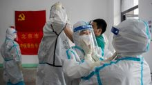 China records highest surge in virus cases since April