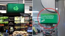 'I had no idea': Woolworths shopper baffled by checkout sign