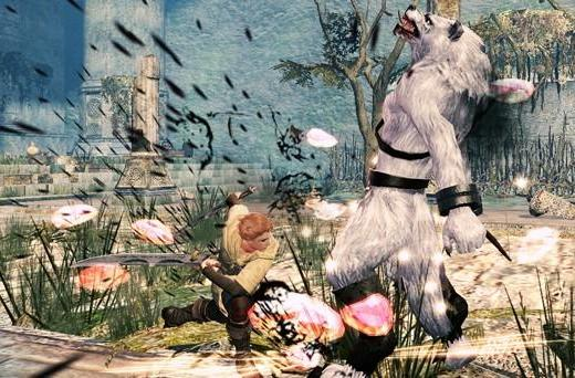 Vindictus open beta off to an early start