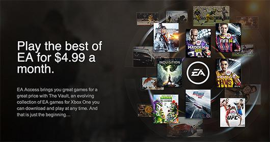 Joystiq Discussion: How much would you pay for EA Access?