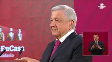 """AMLO pide a Gertz Manero y Santiago Nieto """"amor y paz"""" y buscar conciliación"""
