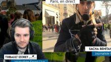 «Gilets jaunes» : revivez en replay une journée de manifestations partout en France