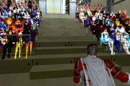 Play City of Heroes for free this weekend