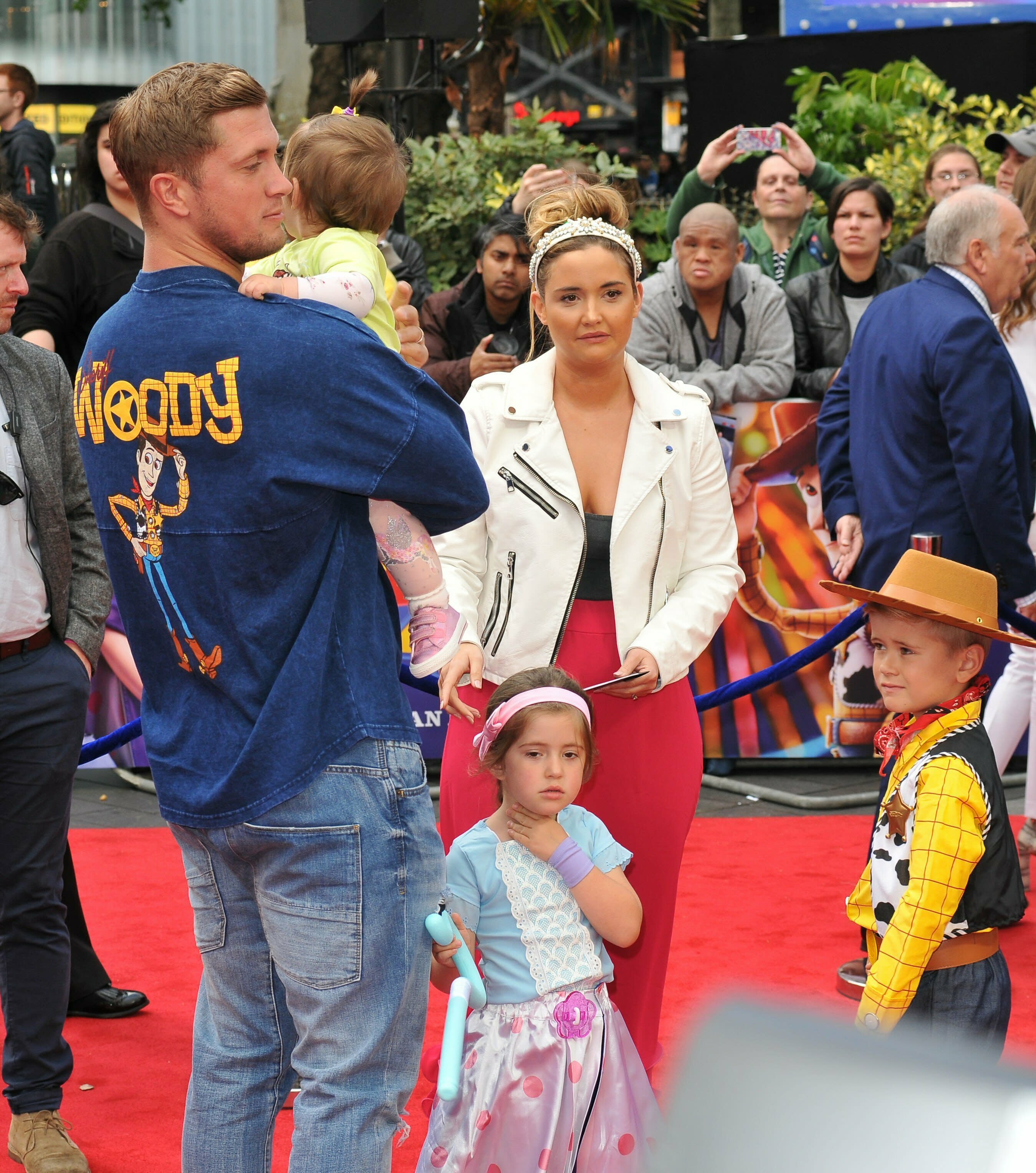 Jacqueline Jossa says reuniting with family better than winning 'I'm A Celebrity'