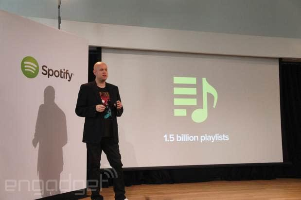 Spotify tablet streaming goes free, if you don't mind sitting through a few ads