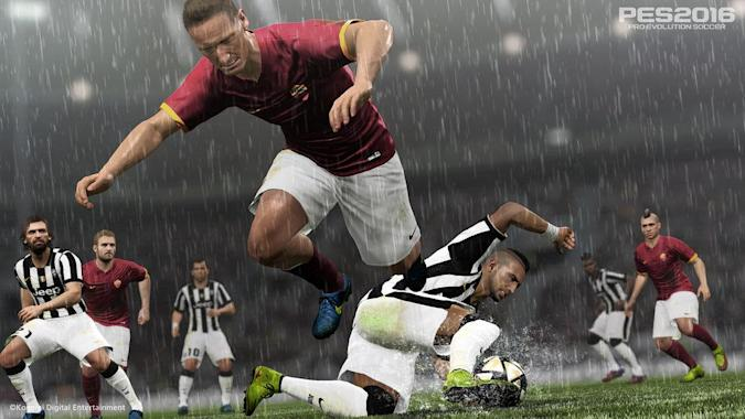 'Pro Evolution Soccer' gets a free-to-play version this December