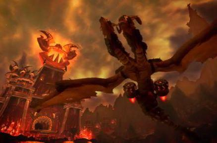 World of Warcraft introduces Iron Skyreaver mount