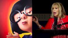 """""""Gli Incredibili 2"""", Amanda Lear è la voce di Edna Mode"""