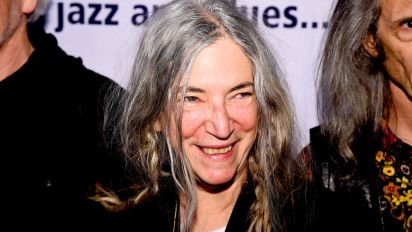 Patti Smith, 72, set to be new face of Saint Laurent