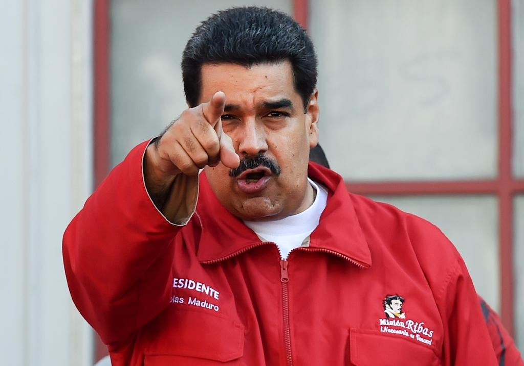 Venezuelan President Nicolas Maduro is overseeing an economy gutted by a fall in prices for oil, the country's main source of hard currency