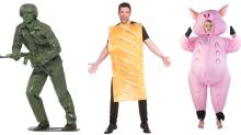 2019's weirdest and wackiest Halloween costumes