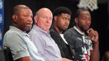 Report: Steve Ballmer consulted Kawhi Leonard, Paul George before Doc Rivers decision
